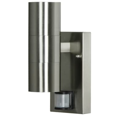 vidaXL.co.uk Luxform Eden Wall Sconce with PIR Motion Sensor 240 V