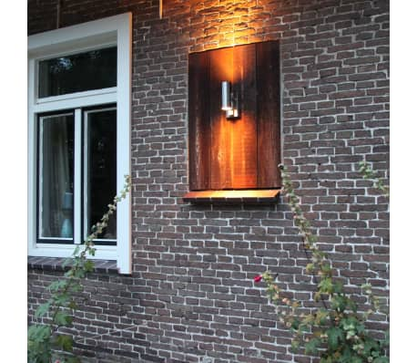 Luxform High Quality Wall Light With Pir Sensor : vidaXL.co.uk Luxform Eden Wall Sconce with PIR Motion Sensor 240 V