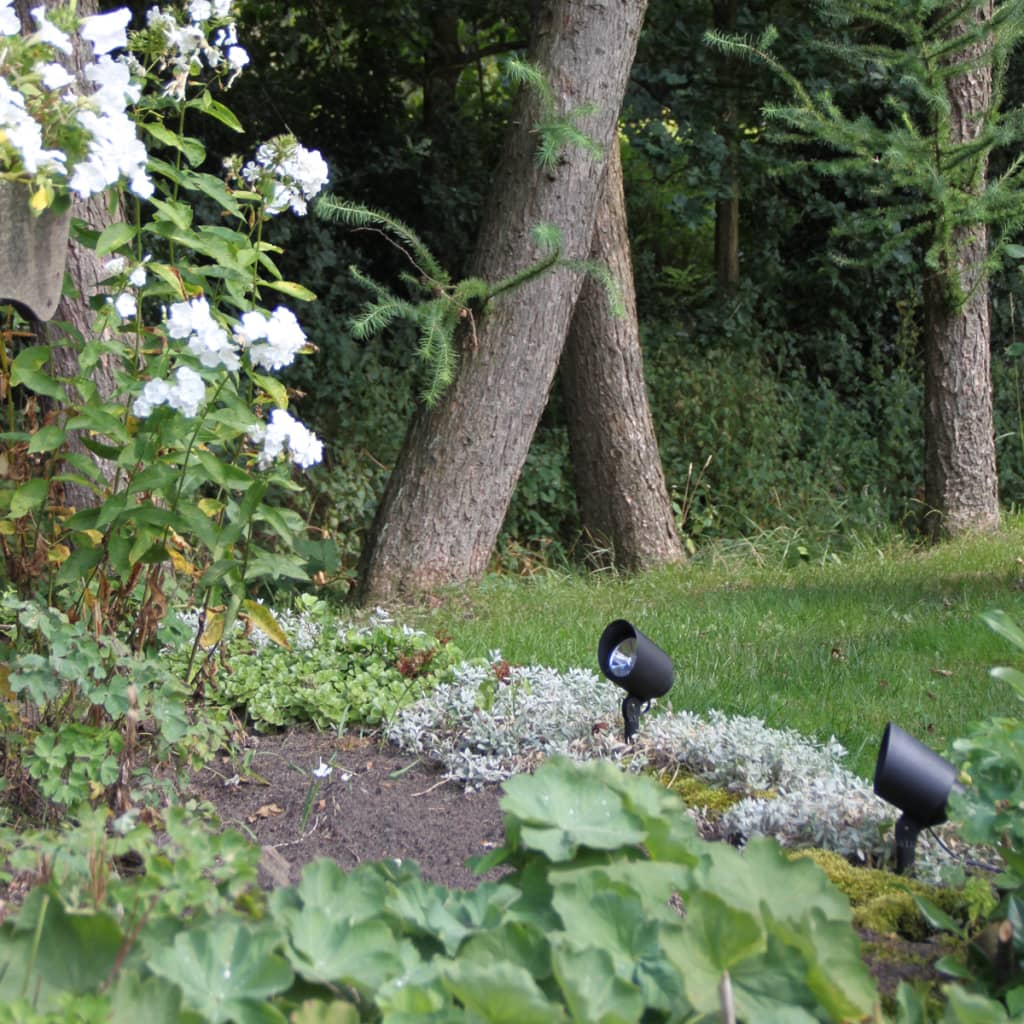 Acheter luxform lampe led de jardin mallorca 2 pcs 12 v for Led para jardin