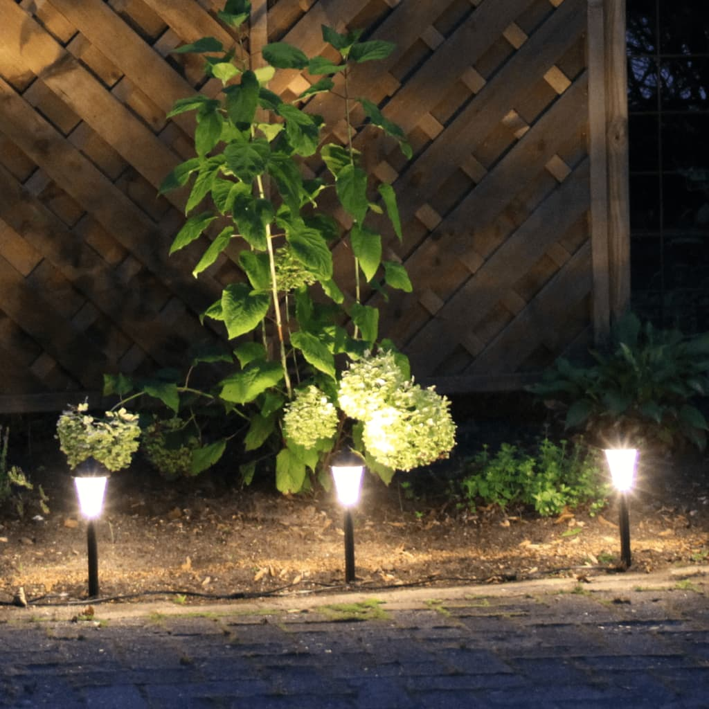 La boutique en ligne ensemble luminaire de jardin luxform for Luminaire de jardin