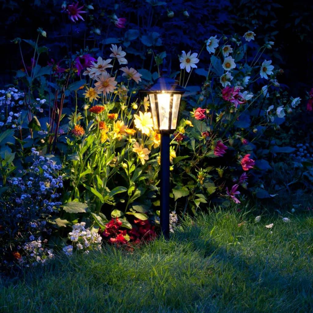 acheter lampe de jardin solaire hautement lumineuse. Black Bedroom Furniture Sets. Home Design Ideas