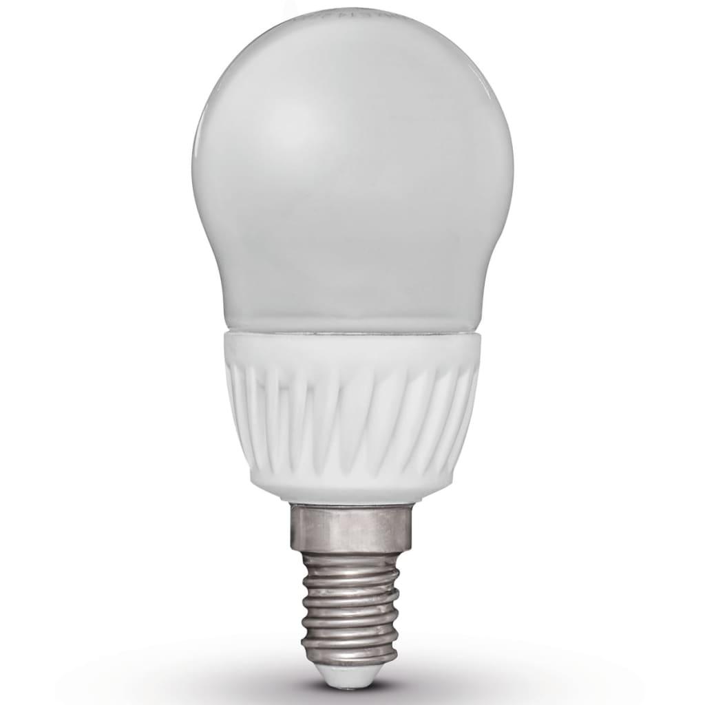Luxform 4 db Körte Alakú LED Izzók E14 230 V 3W G45