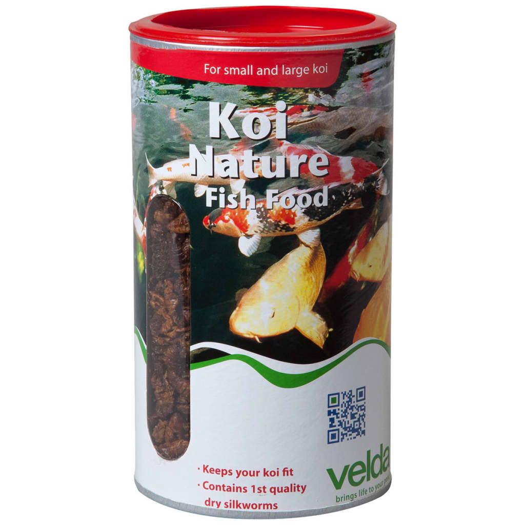 Acheter nourriture naturelle pour poissons koi de velda for Koi pas cher