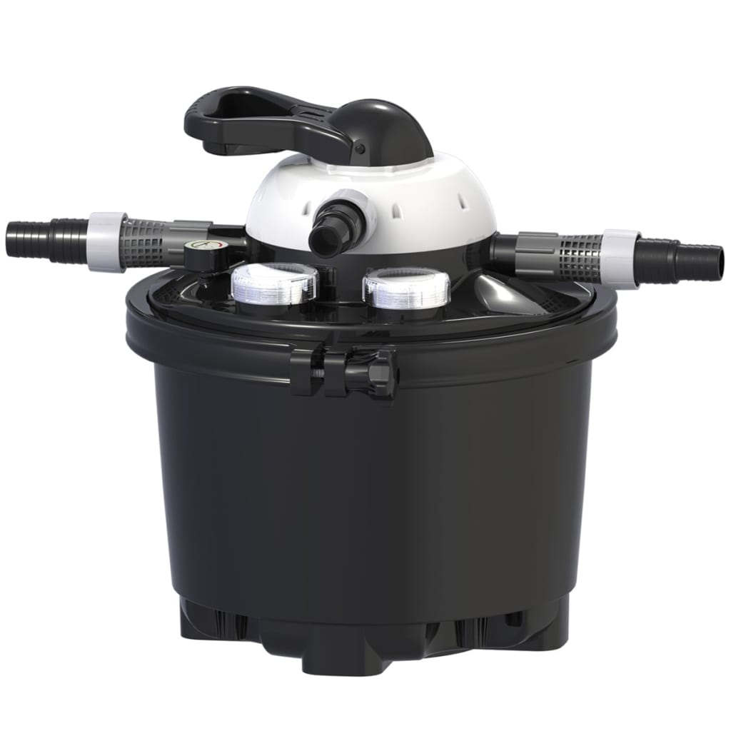 Articoli per velda filtro clear control 25 uv c unit 9 w for Filtro per laghetto autocostruito