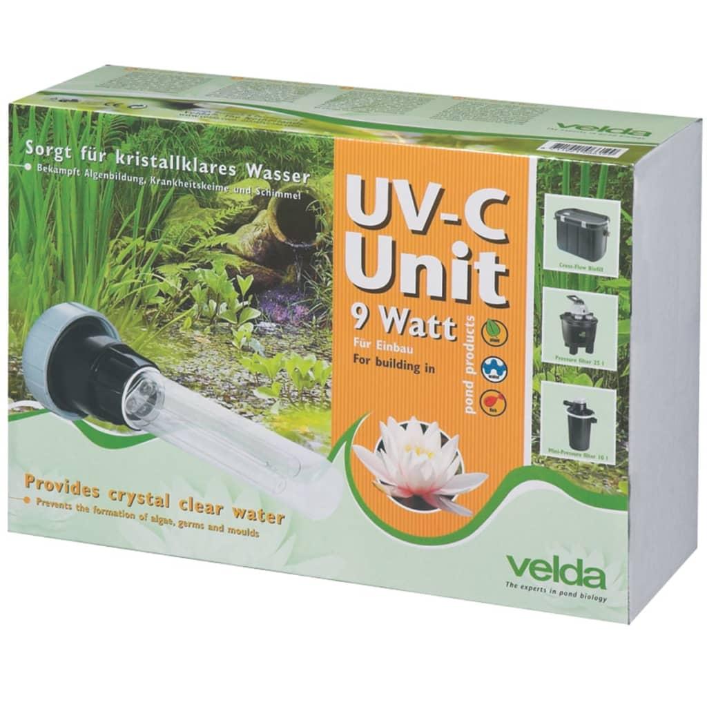 Velda UV-C Szűrő 9 Watt