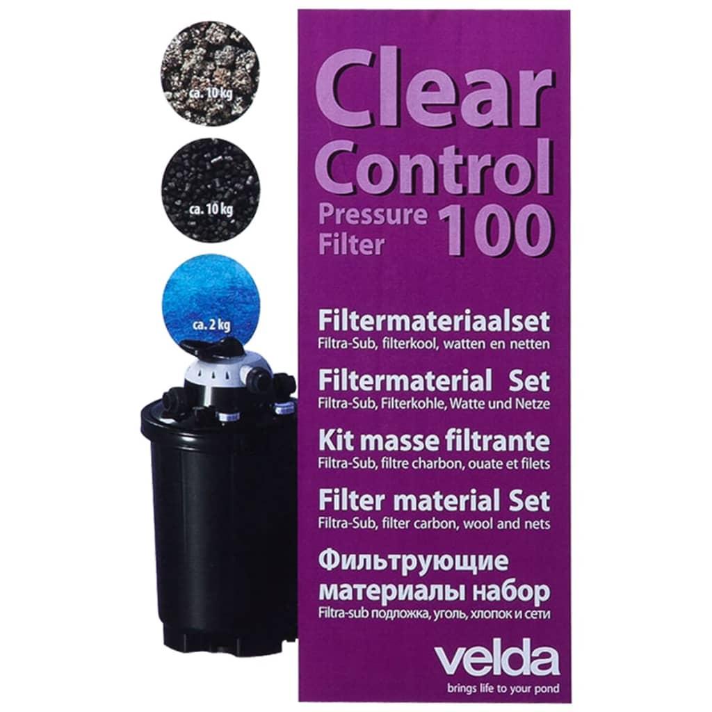 Velda Clear Control 100 Nyomás Alá Helyezhető Szűrő