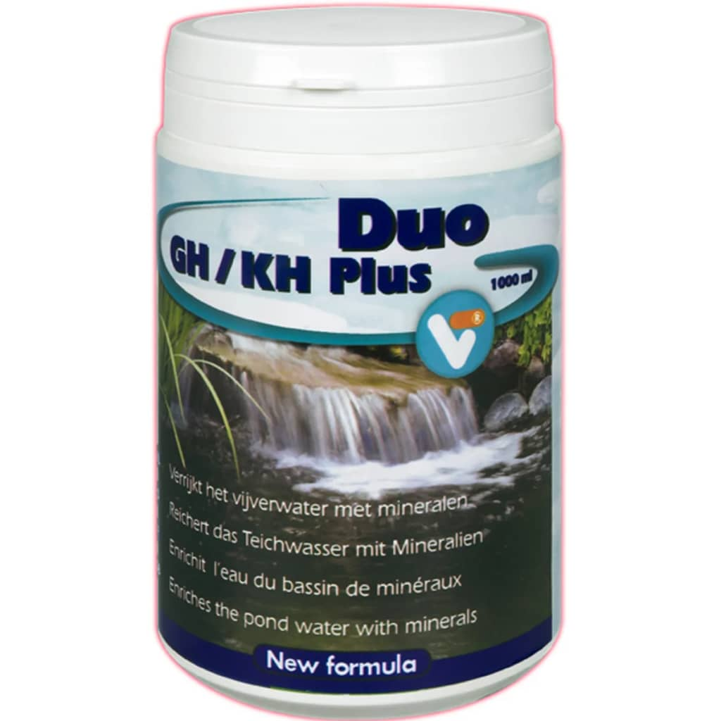 VijverTechniek (VT) Velda Vt Duo Gh/Kh Plus lúgos vízkeménység növelő oldat 1000 ml