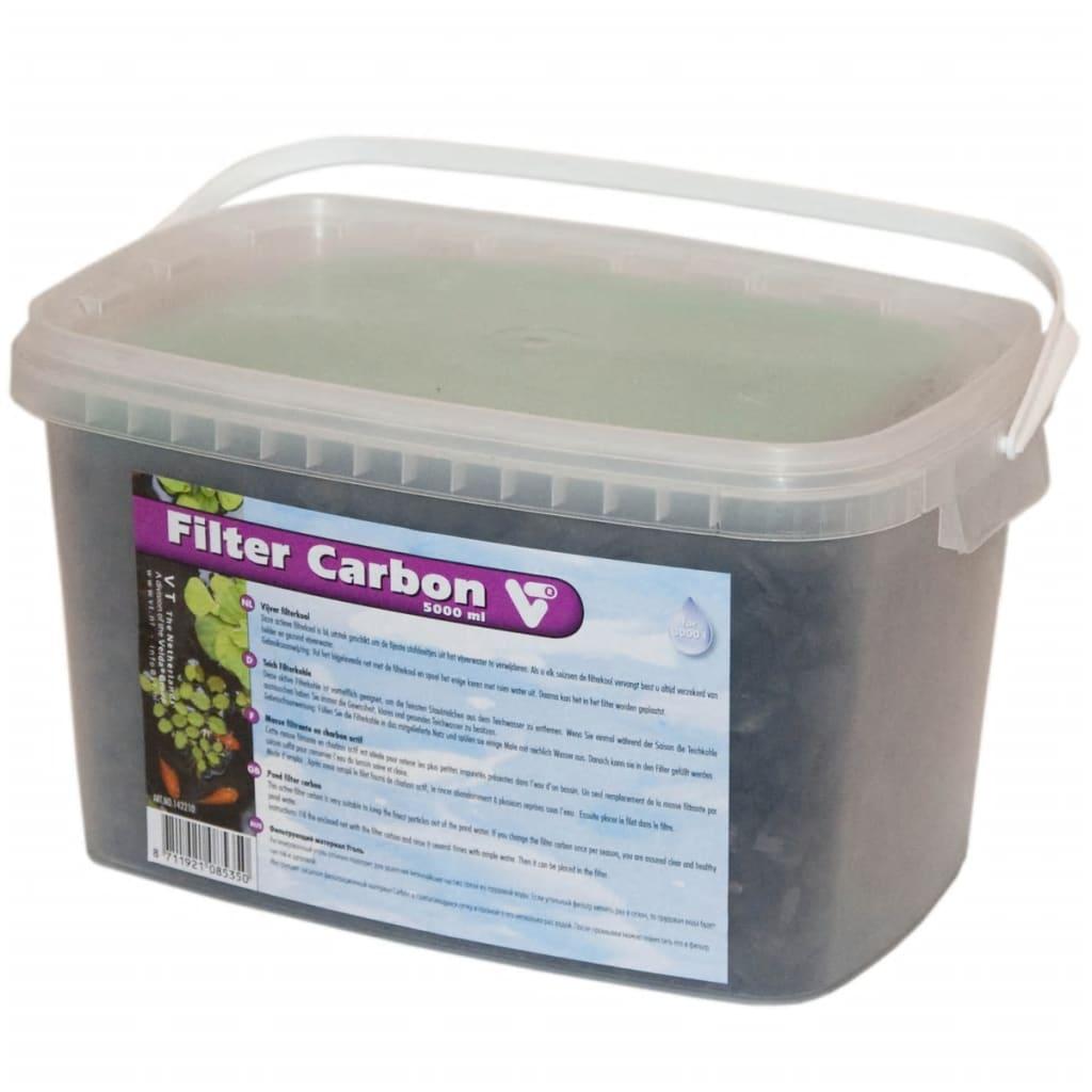 Velda vt pond filter carbon 1000 g for Charcoal pond filter