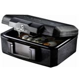 Masterlock L1200 Small Security Chest with Fire Protection