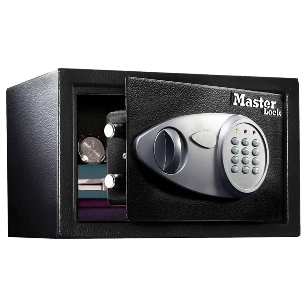 Masterlock X055ML Medium digitalt säkerhetsskåp med kombinationslås