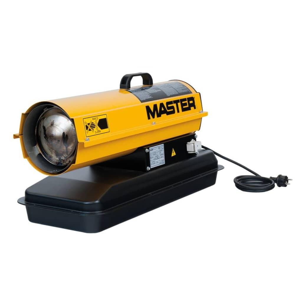 Master B 70CED dízel fűtő