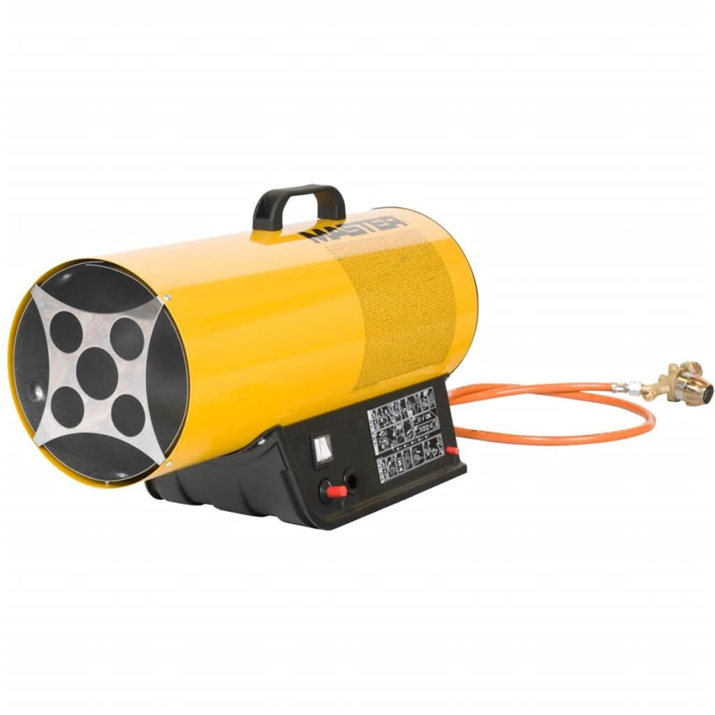 Master BLP 33 M gáz melegítő