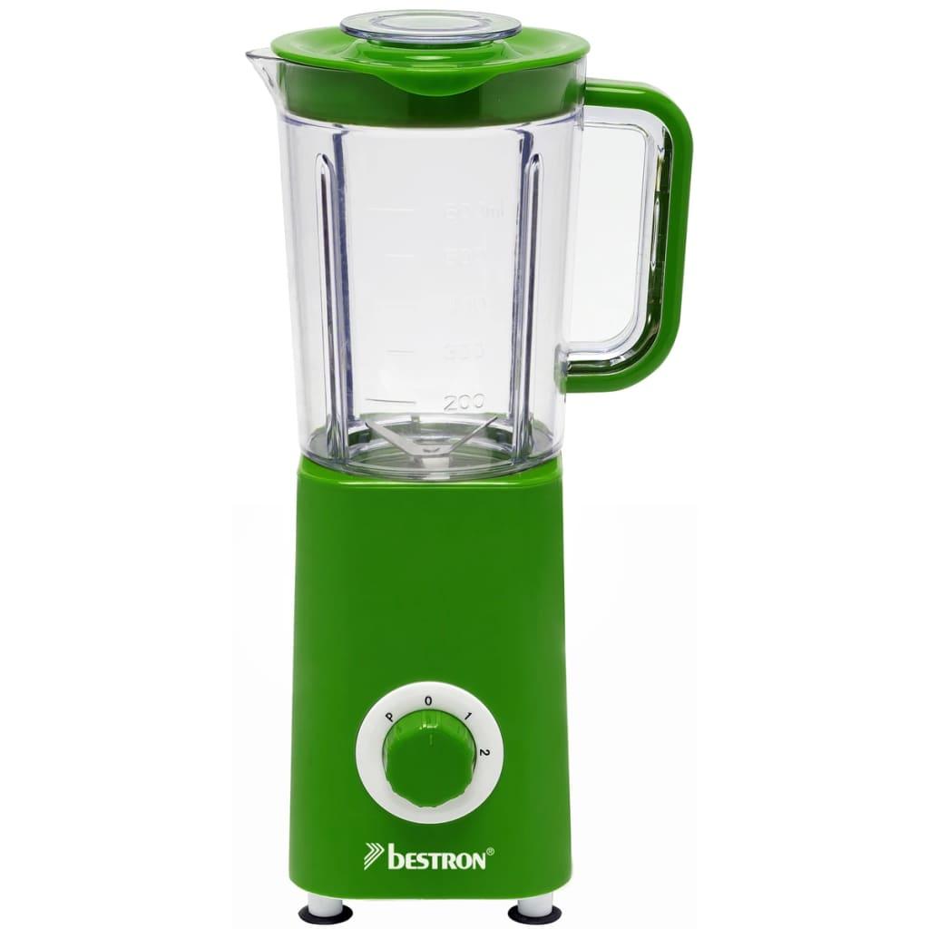 BESTRON Mixer 0,6 L 300 W Grön