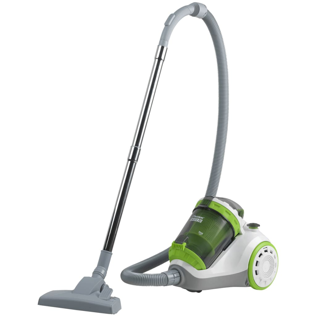 acheter aspirateur bestron puro abl900wge sans sac blanc vert pas cher. Black Bedroom Furniture Sets. Home Design Ideas