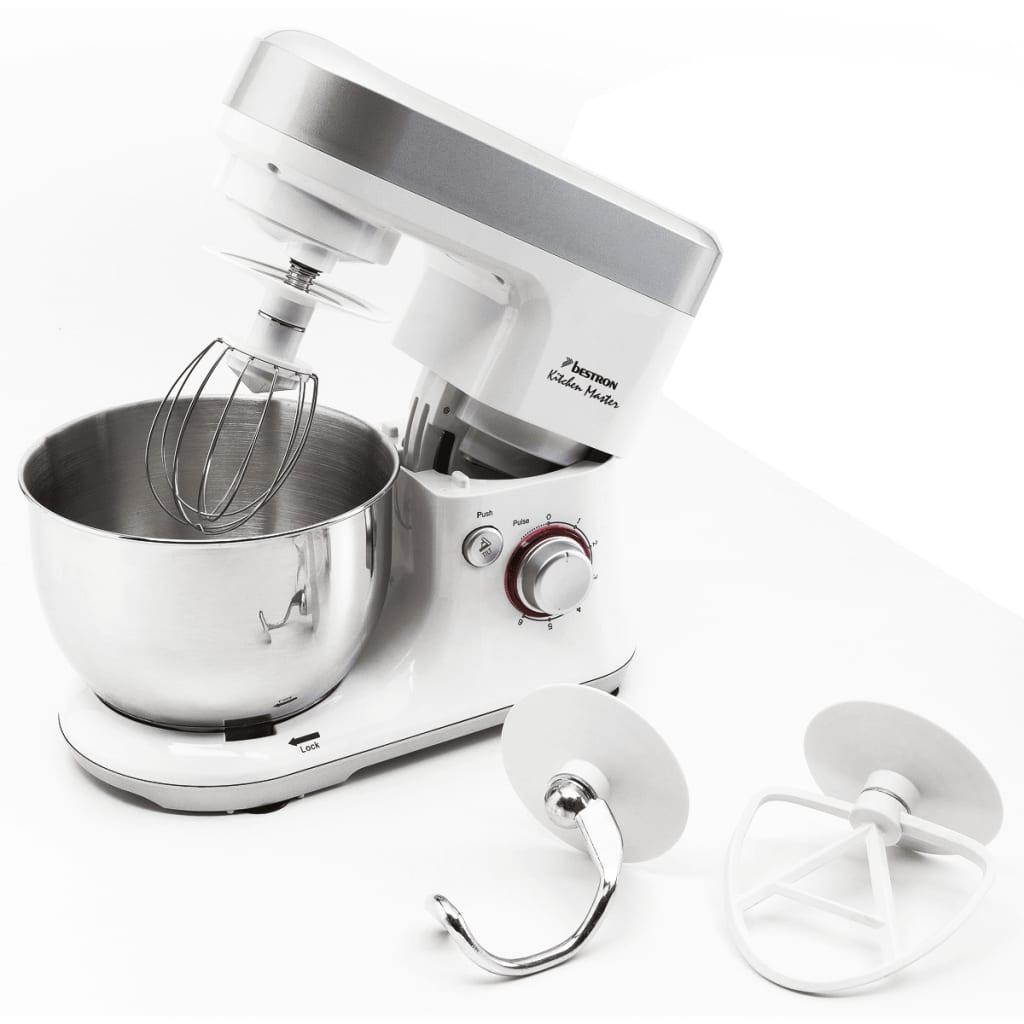 Robot de cocina profesional con batidora de vaso bestron for Robot de cocina batidora