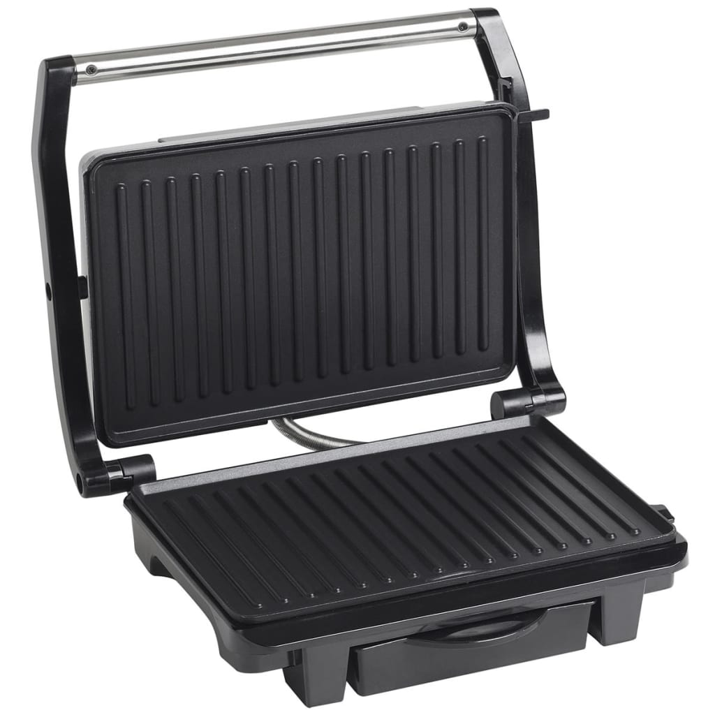 how to clean panini grill