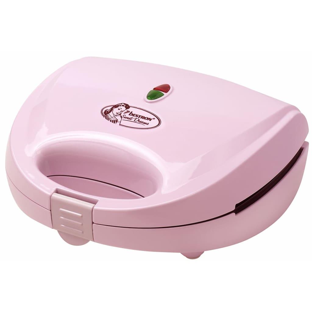 acheter appareil cupcakes rose 750 w bestron dcm8162 pas. Black Bedroom Furniture Sets. Home Design Ideas