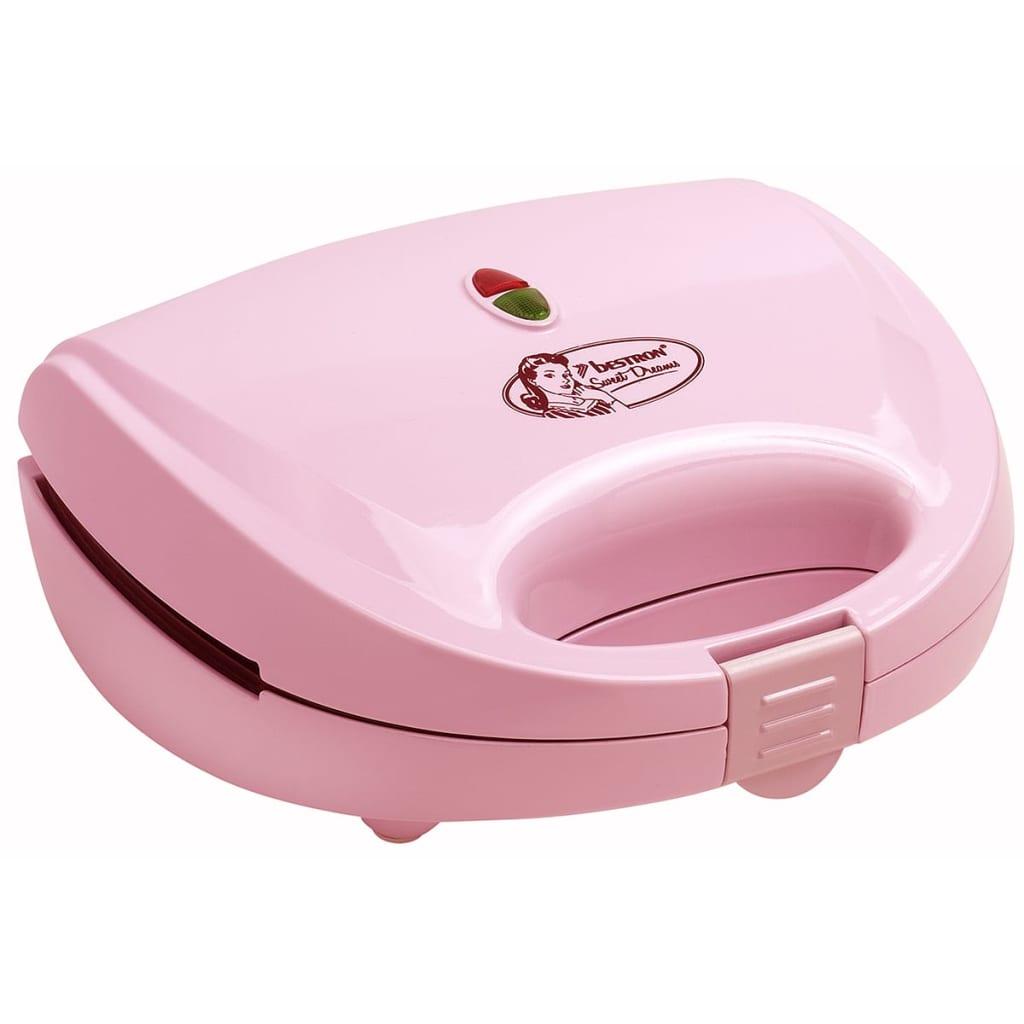 Afbeelding van Bestron DCM8162 Cupcake apparaat 750 W roze