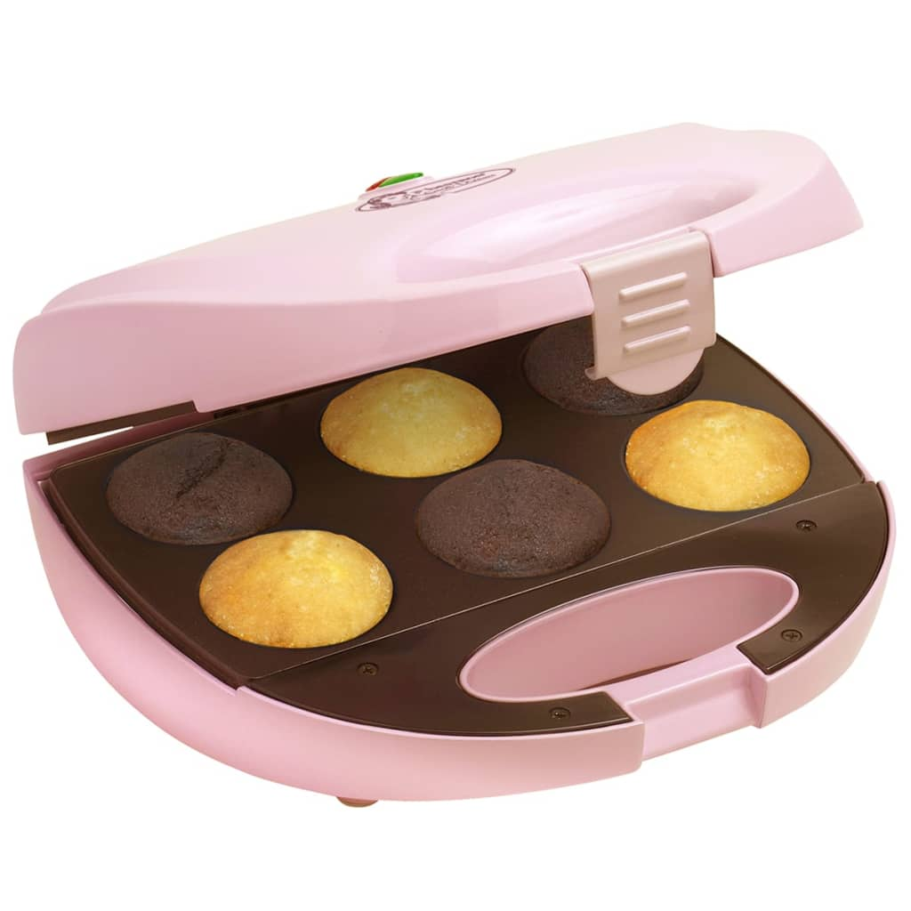 bestron-dcm8162-cupcake-maker-pink-750-w