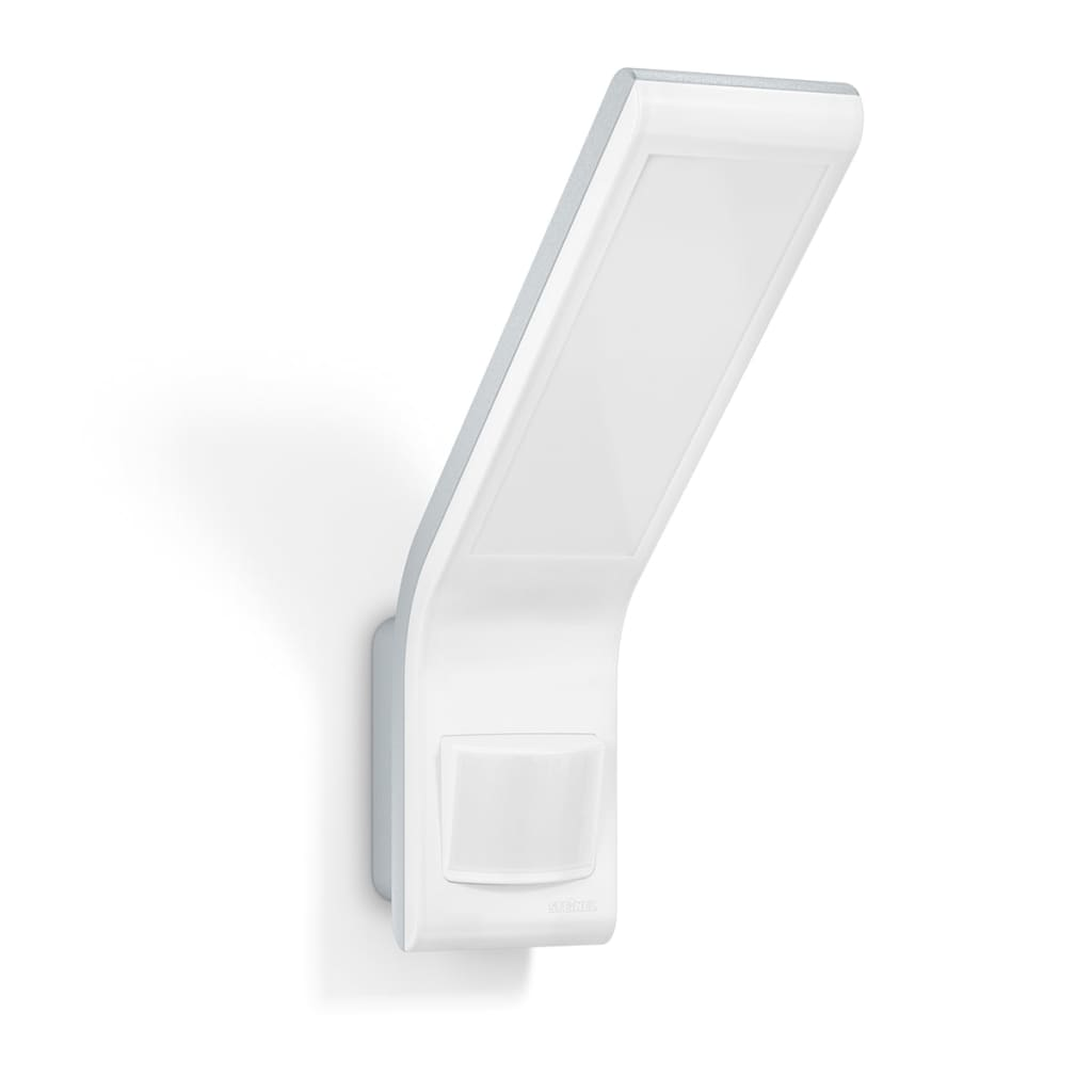 Steinel XLED Slim Sensor Außenstrahler weiß