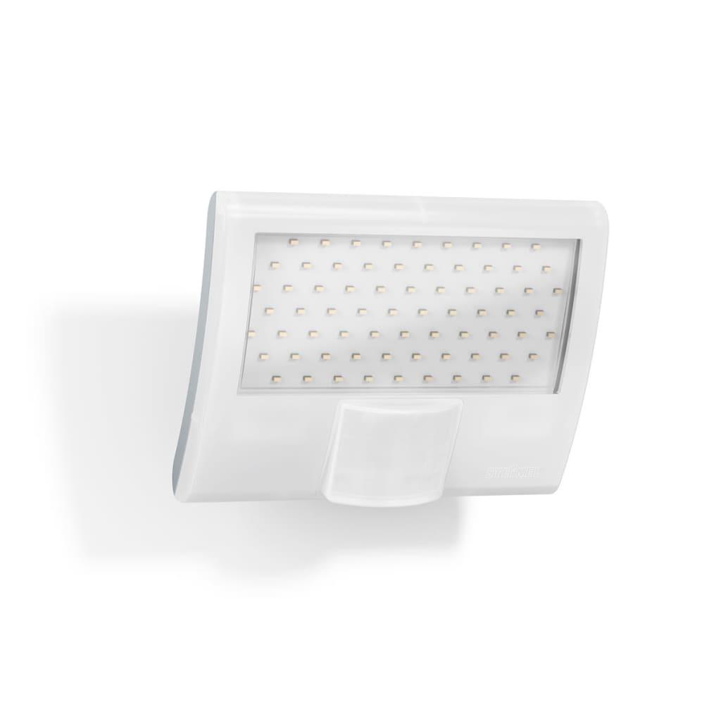 Steinel XLED Sensor-Außenstrahler gebogen weiß