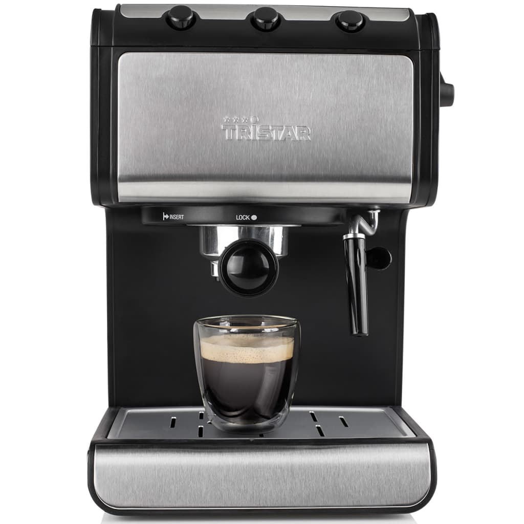 Acheter caf ti re espresso tristar 1 4 l pas cher - Solde machine a cafe ...
