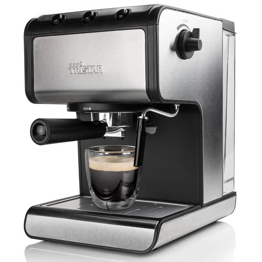 acheter caf ti re espresso tristar 1 4 l pas cher. Black Bedroom Furniture Sets. Home Design Ideas