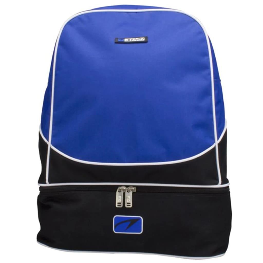 Avento sport hátizsák Junior kobalt kék / fekete fehér 50AC