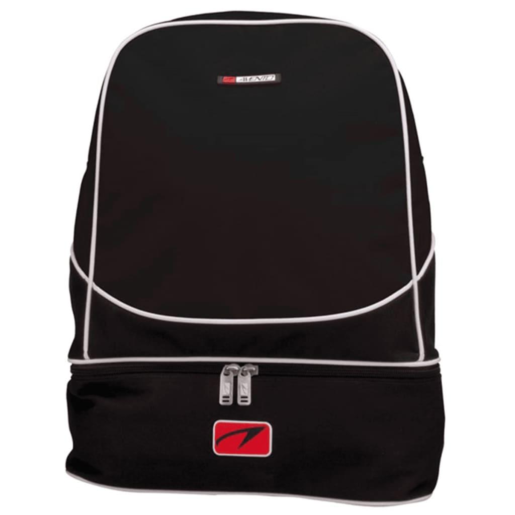 Avento sport hátizsák Junior fekete / fehér piros 50AC