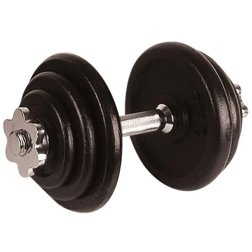 Avento Súlyzó 10kg Fekete 41HL