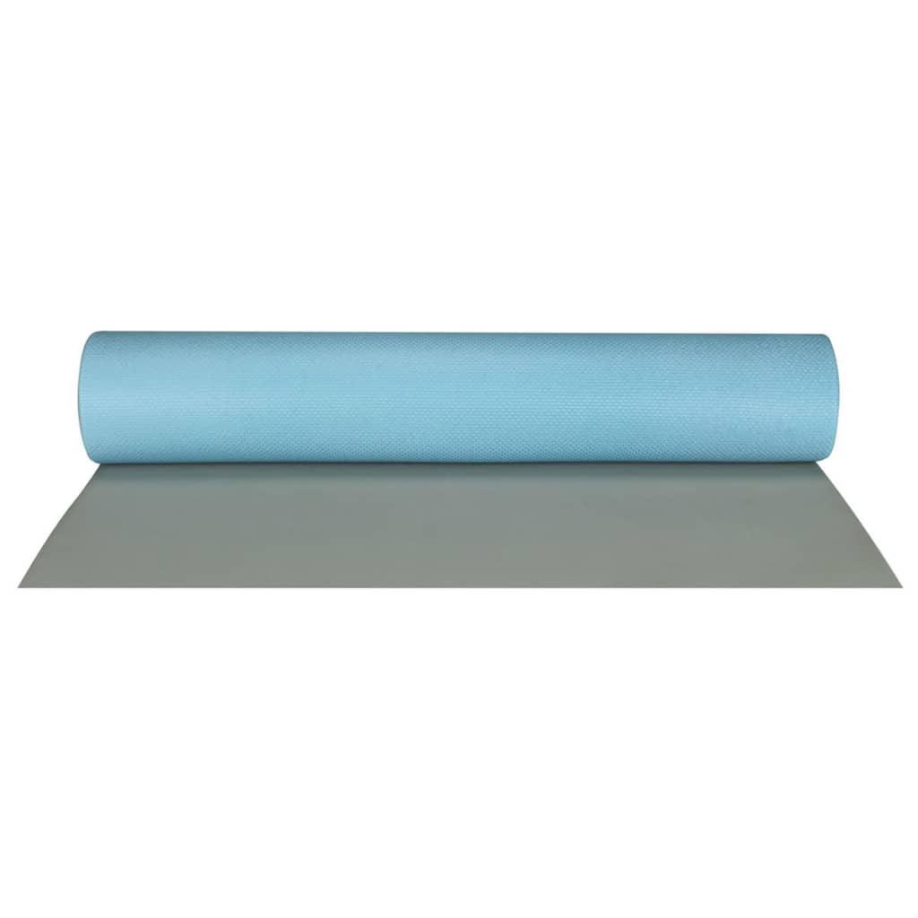 acheter tapis de fitness bleu clair gris clair avento 41wb pas cher. Black Bedroom Furniture Sets. Home Design Ideas
