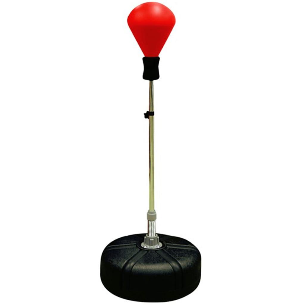Avento senior boksbal set reflex rood/zwart 41BD