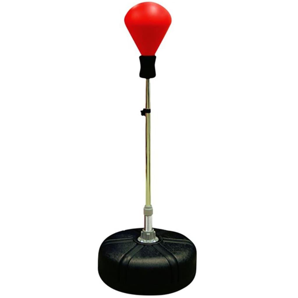 Avento 41 BD Senior álló reflexlabda piros/fekete
