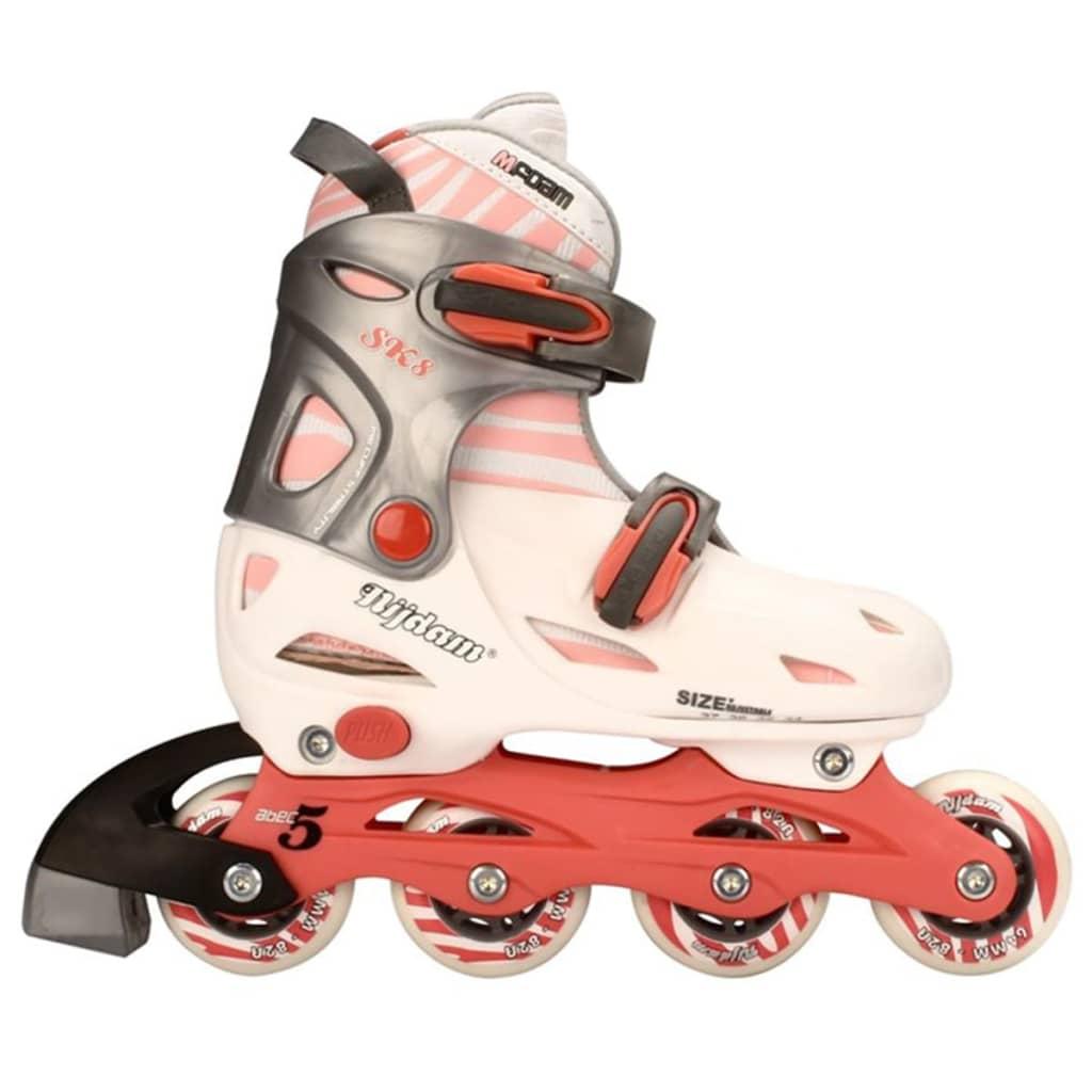 nijdam-junior-inline-skates-27-30-pinkanthracite-52sc