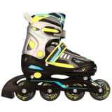 Nijdam junior inline-skates 34-37 multikleur 52SP