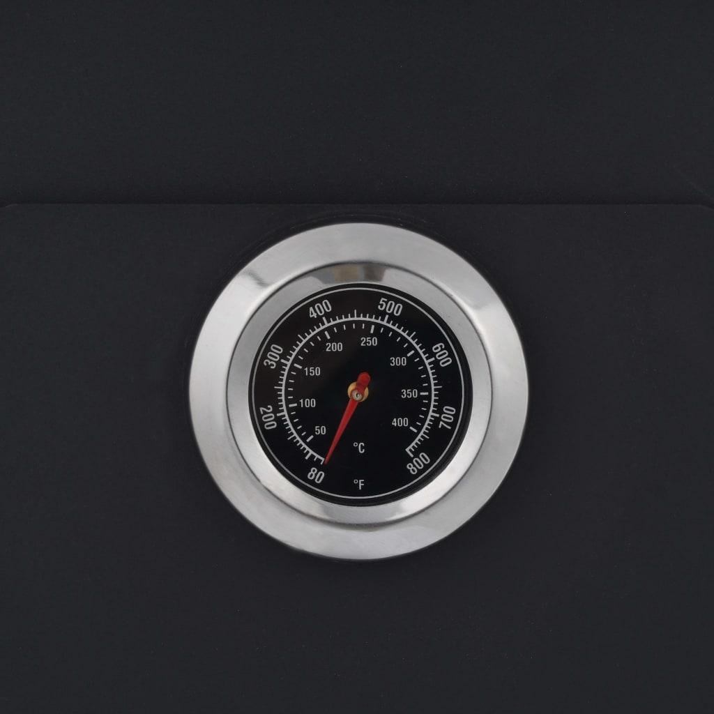 forno a legna per pizza con 2 pietre in argilla