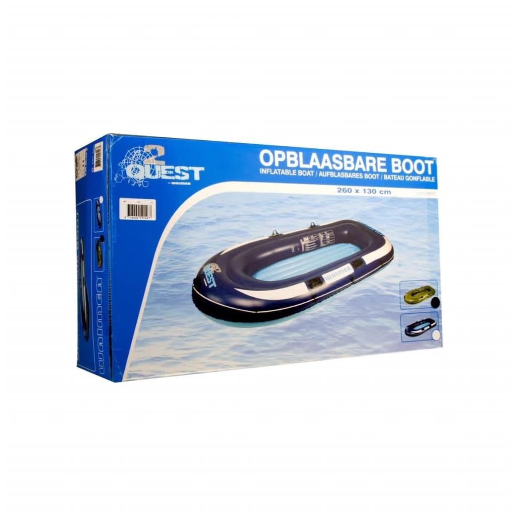 Waimea opblaasboot voor 2 personen online kopen for Opblaasboot action