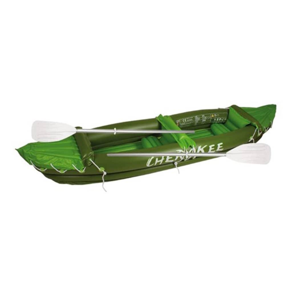 Waimea Opblaasbare 2-persoons Kano Cherokee - Groen