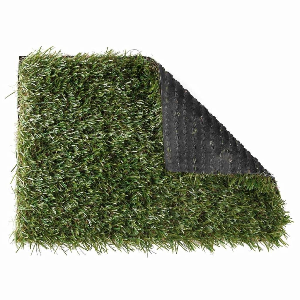 Nature Konstgräs 1 x 4 m grön