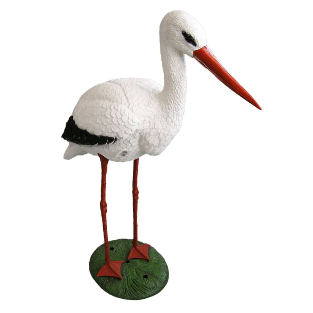 Ubbink Animal Figure Stork 1382501 | vidaXL.co.uk