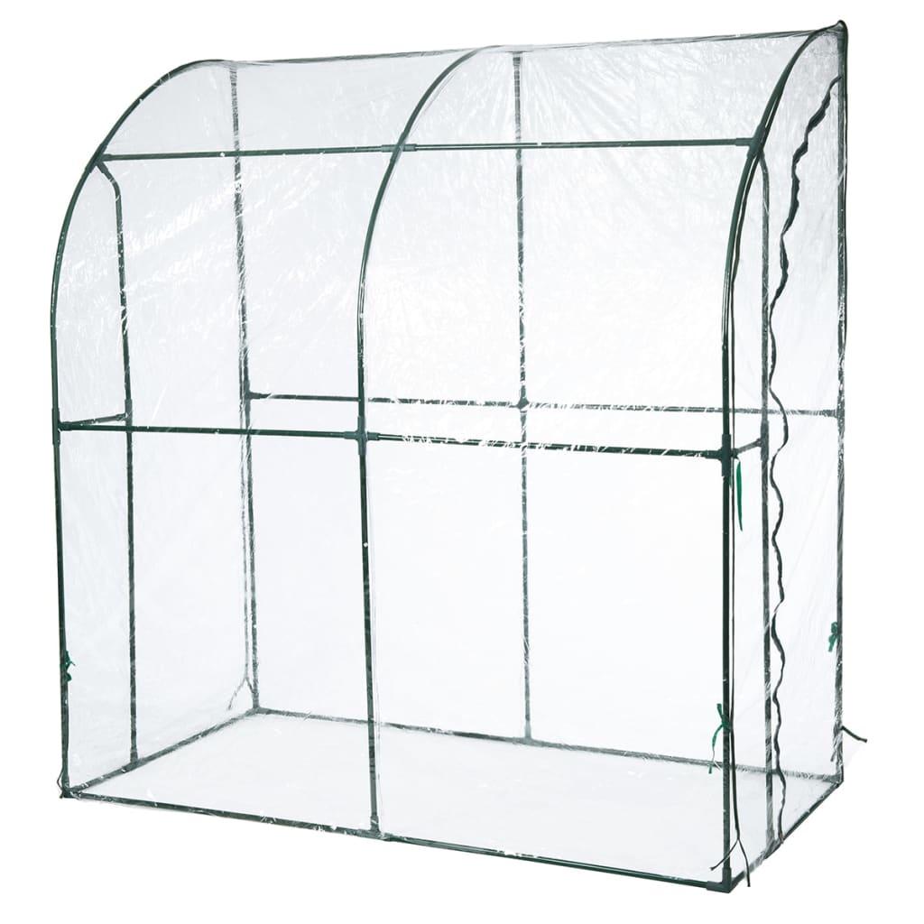 Nature 6020411 üvegház keret falhoz helyezhető modell 200 x 100 2015