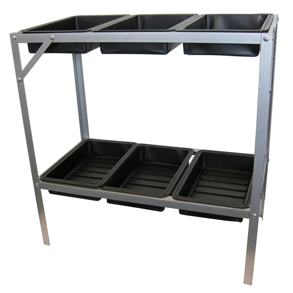 la boutique en ligne table de rempotage pliante nature 6020501. Black Bedroom Furniture Sets. Home Design Ideas