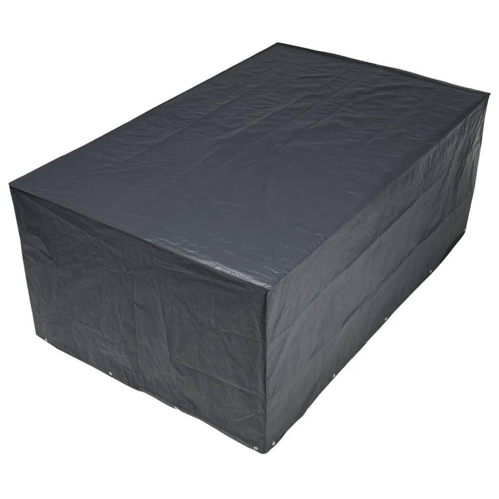 Nature kerti bútor takaró PE 6030603 90 x 325 205 cm sötét zöld