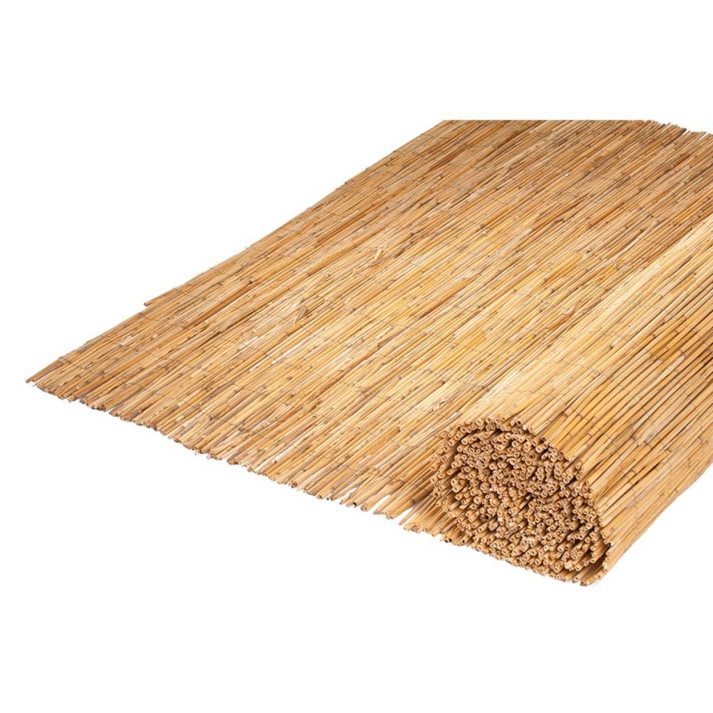 Cercado de ocultaci n de bamb para jard n nature 6050125 5 m - Ocultacion para jardin ...