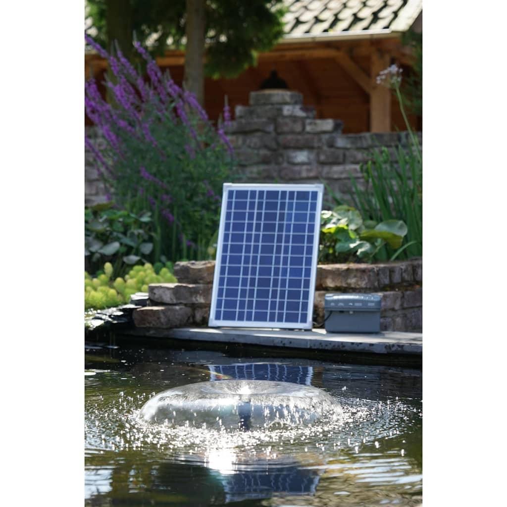 Articoli per ubbink 1351182 solarmax 1000 set pannello for Articoli per laghetti