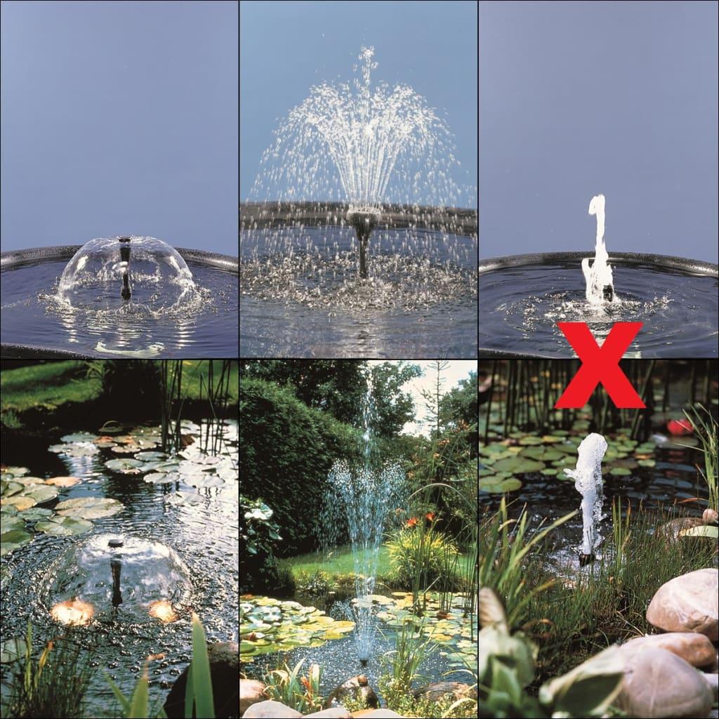 Articoli per ubbink pompa per fontana elimax 1000 351301 for Articoli per laghetti