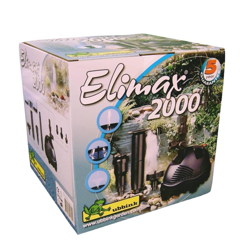 Ubbink bomba de estanque elimax 2000 1351311 tienda online for Estanques online
