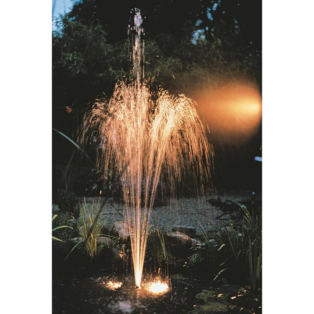Bomba para fuente y estanque ubbink xtra 600 1351949 for Bombas de agua para estanques de jardin