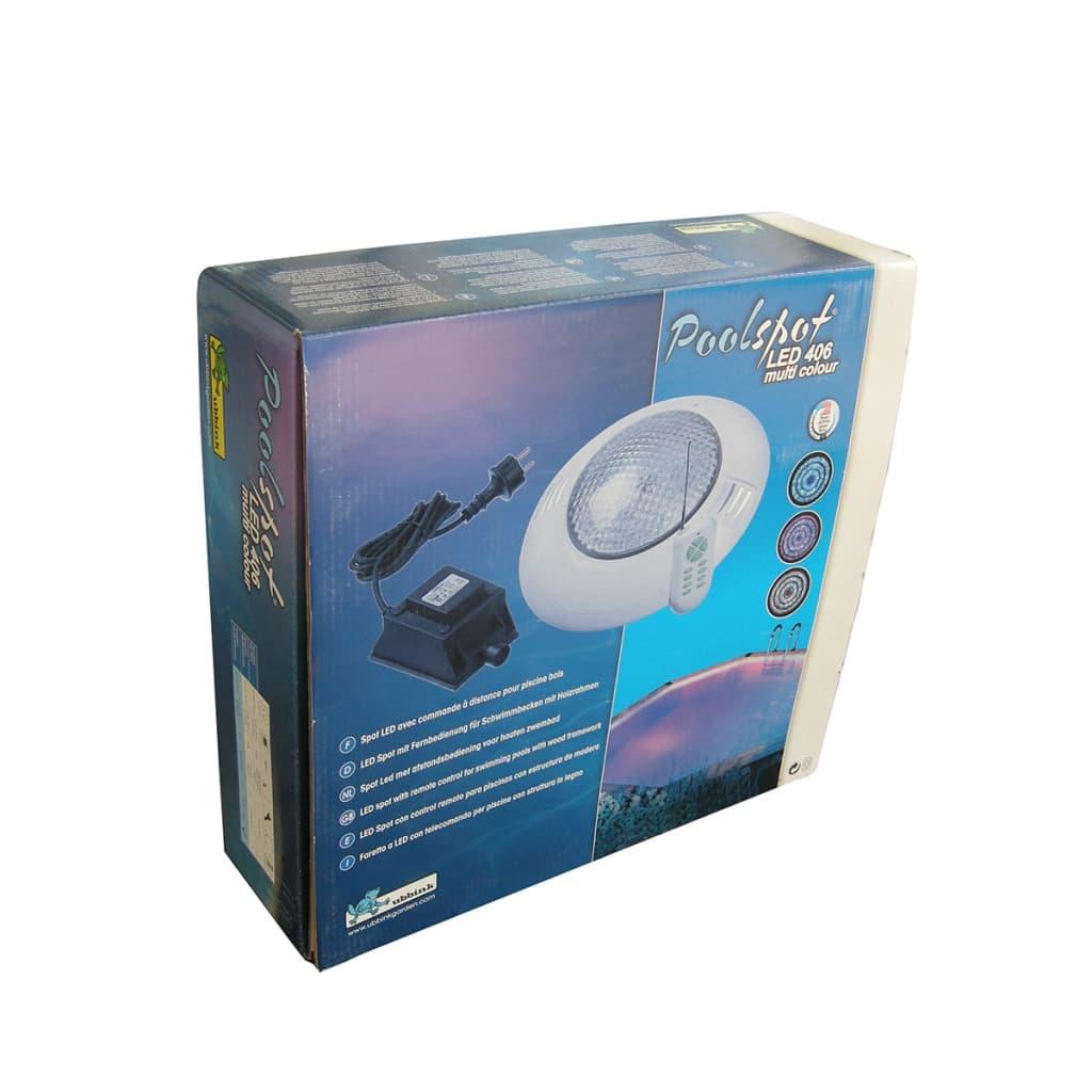 ubbink led spotlight kit with remote control 406 7504613. Black Bedroom Furniture Sets. Home Design Ideas