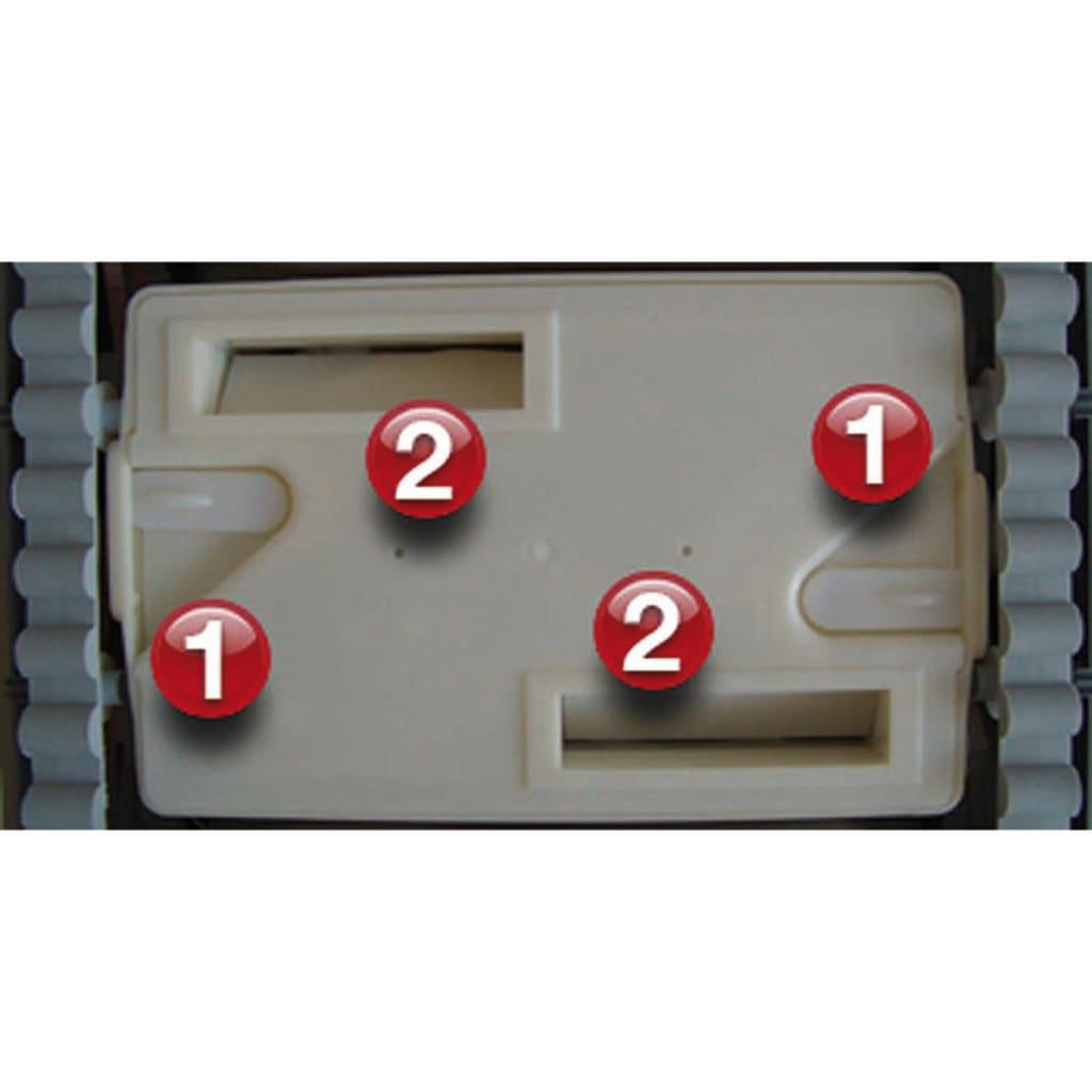 Robot limpiafondos para piscinas ubbink 5 7504627 tienda - Oferta limpiafondos piscina ...